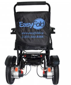 EasyFold Elite Portable wheelchair
