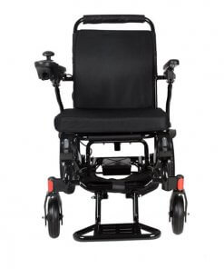 EasyFold Elite Portable Wheelchair Front
