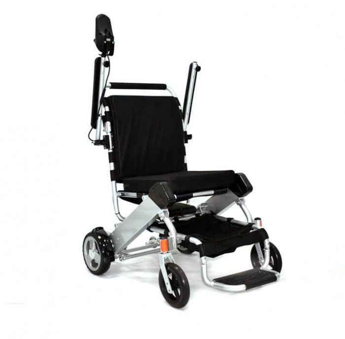 EasyFold Standard portable wheelchair raised arm rest