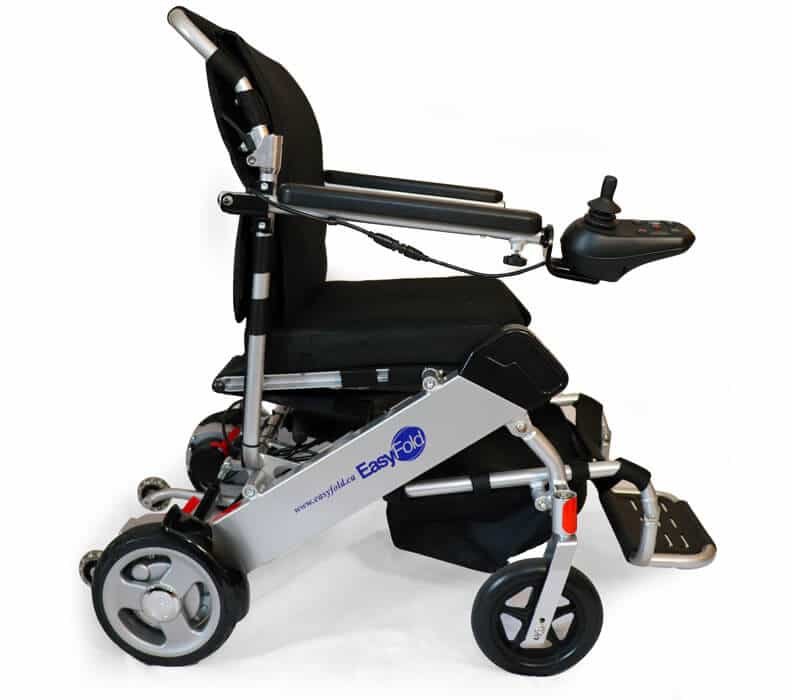 EasyFold portable power wheelchairs