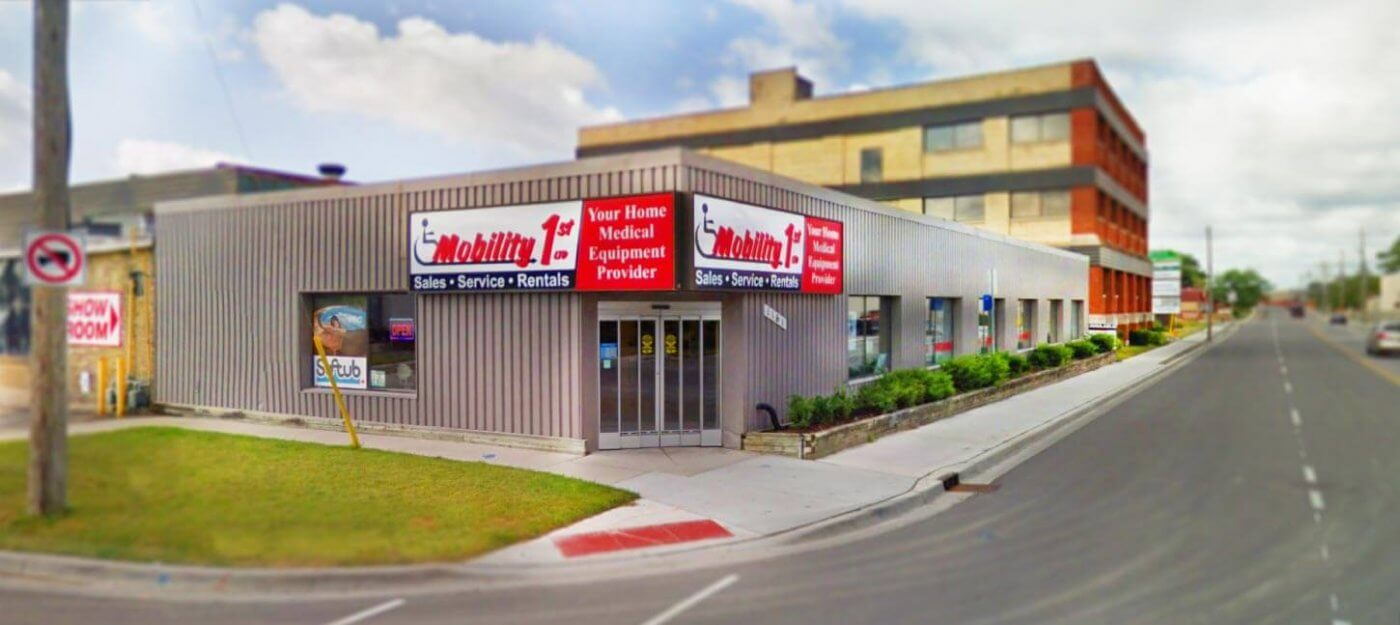 EasyFold sold at mobility 1st London Ontario