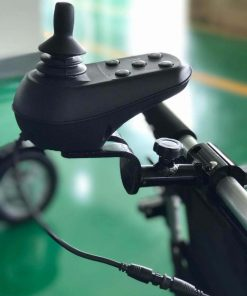 Wheelchair controller