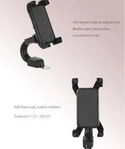 Cellphone holder EasyFold Wheelchair
