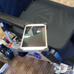 EasyFold Wheelchair cellphone holder