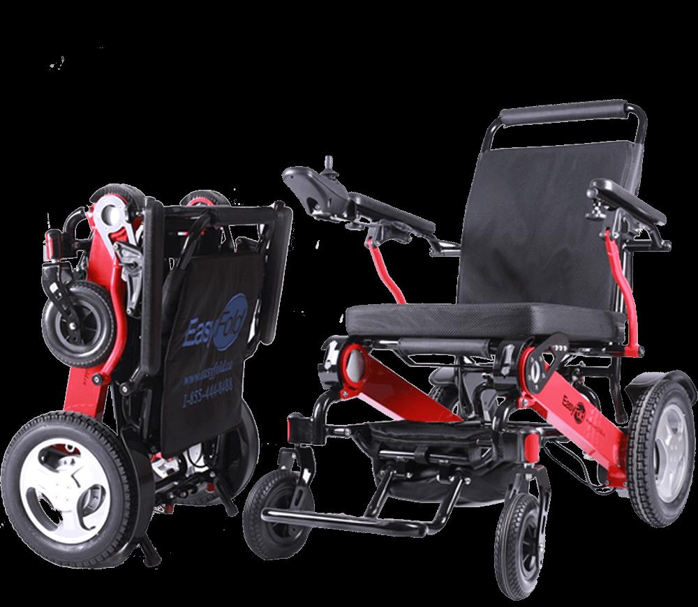Easyfold Canada The Portable Fold Able Power Wheelchair