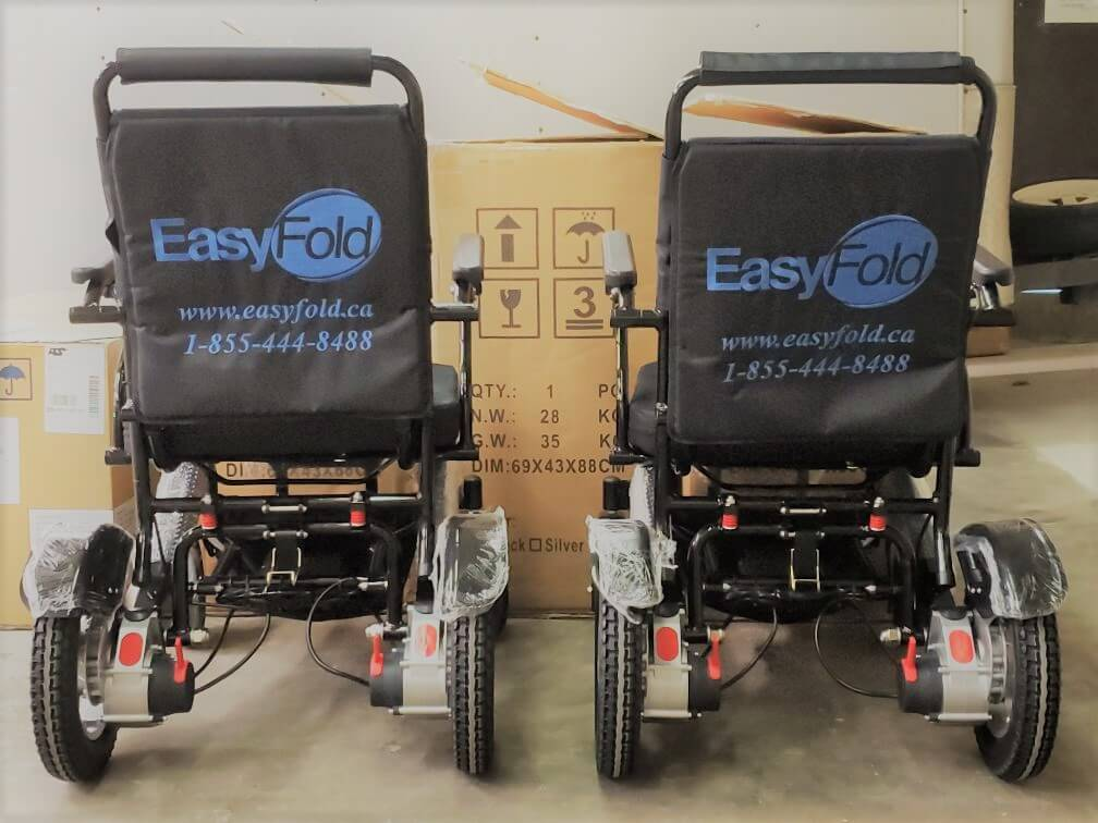 portable power wheelchair