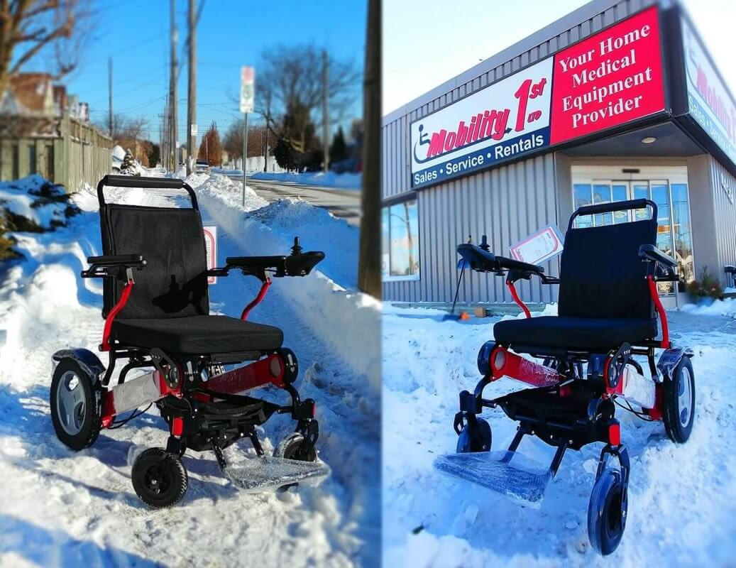 5 Tips for Handling Winter in Power Wheelchair