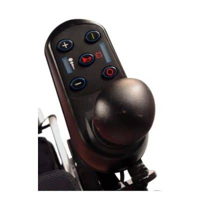 Standard Model Electric Wheelchair hand control