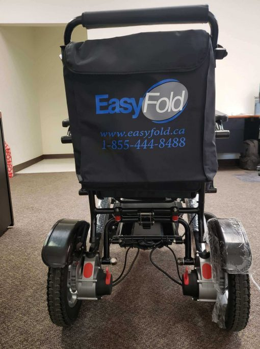 Easyfold Elite Portable Powerwheelchair