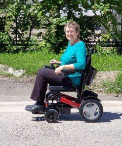 EasyFold PRO wheelchair
