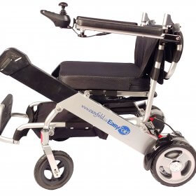 Standard Model Electric Wheelchair Battery-Demo